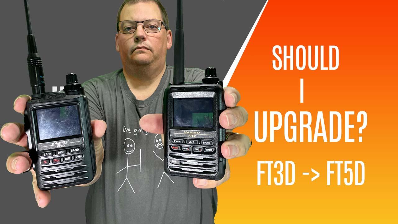 Should I Upgrade from the FT3D to the FT5D – S1X1